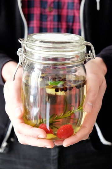 Rezept DIY: Gin selber herstellen