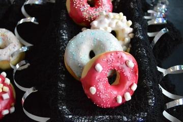 Rezept Donuts aus dem Ofen