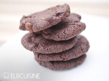 Rezept Double Chocolate Cookies – herrlich schokoladig, wer kann dazu schon nein sagen?!