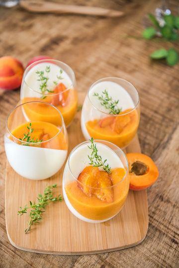 Rezept Drei köstliche Gänge mit Ziegenfrischkäse