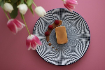Rezept Dulce de Leche Cheesecake im Miniformat