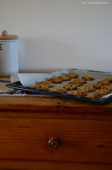 Rezept Dulce-de-Leche-Chocolate-Chip-Cookies