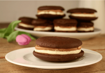 Rezept Duo Creme Whoopies