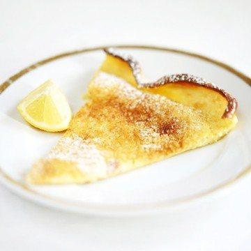 Rezept Dutch Baby Pancake
