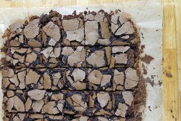 Rezept Earthbreak Brownies ~ der Schoko-Chili-Kirsch Traum