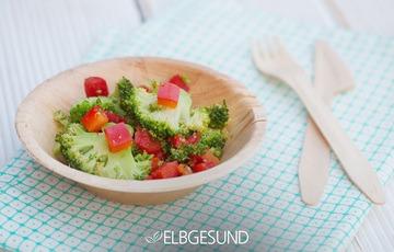Rezept Easy Brokkoli-Paprika-Gemüse