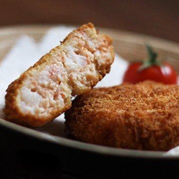 Rezept Ebikatsu - Shrimpburger