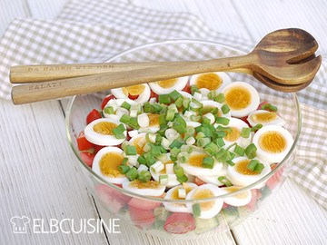 Rezept Echt retro aber cool – der Schichtsalat!