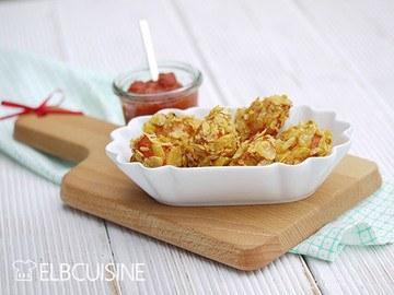 Rezept Echtes Kinderessen: Chicken Nuggets – schnell und lecker selbstgemacht!