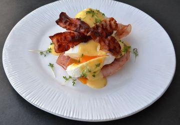 Rezept Eggs Benedict -Eggs Hemingway