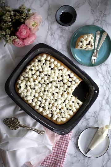Rezept Eierlikör-Kirschkuchen