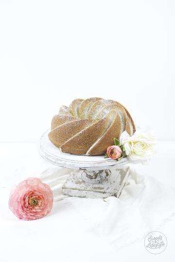 Rezept Eierlikörgugelhupf mit Mohn