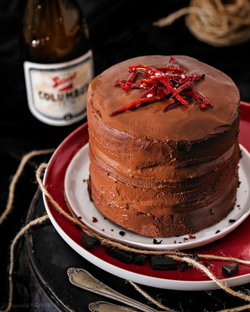 Rezept Ein Schokoladentraum in Pale Ale
