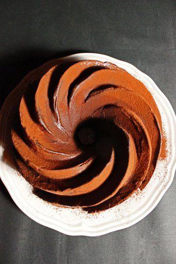Rezept Einfach nur Schokoladenkuchen
