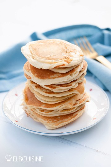 Rezept Einfache Pancakes – genial lecker!