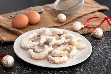 Rezept Einfache und leckere Vanillekipferl