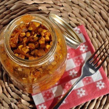 Rezept Eingelegter Mais