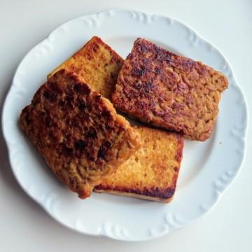 Rezept Eingelegtes Tofu und Tempeh