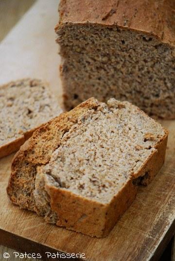 Rezept Einkorn-Brot mit Dinkel & Leinsaat