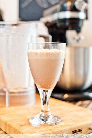 Rezept Eiskaffee à la lecker macht laune
