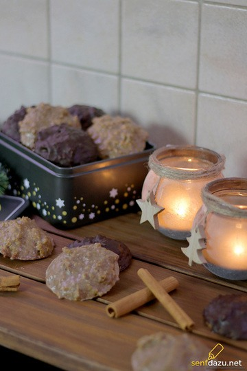 Rezept Elisenlebkuchen