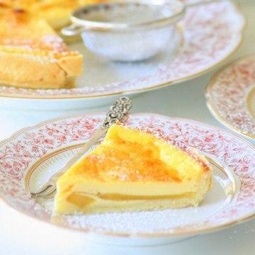 Rezept Elsässer Apfelkuchen