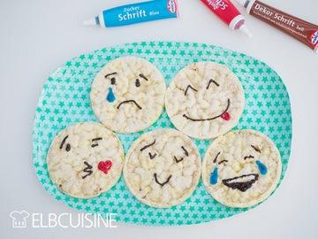 Rezept Emojis – ein kleiner Kinder-Spaß