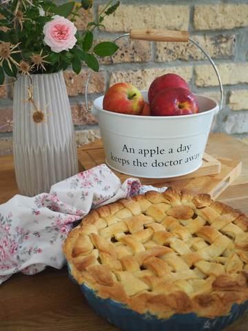 Rezept Englischer Apple Pie