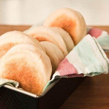 Rezept English Muffins
