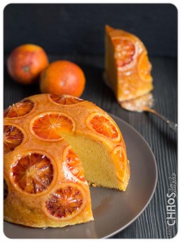 Rezept English Orange Pudding