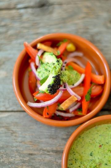 Rezept Ensalada Mexicana