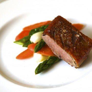 Rezept Entenbrust mit Vichy Gemüse