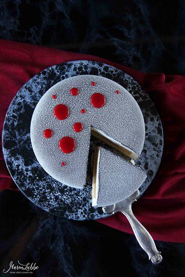 Rezept Équinoxe – Vanille-Karamell Torte mit Knusperboden