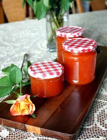 Rezept Erdbeer-Aprikosen Konfituere