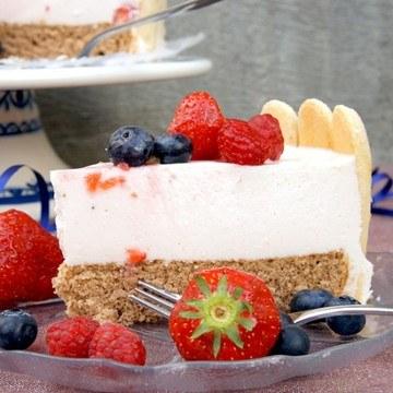 Rezept Erdbeer Joghurt Charlotte