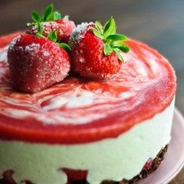 Rezept Erdbeer-Knusper-Törtchen