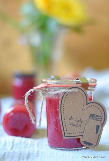 Rezept Erdbeer-Kokos Marmelade