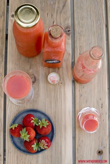 Rezept Erdbeer-Limes