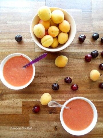 Rezept Erdbeer-Melonen-Süppchen