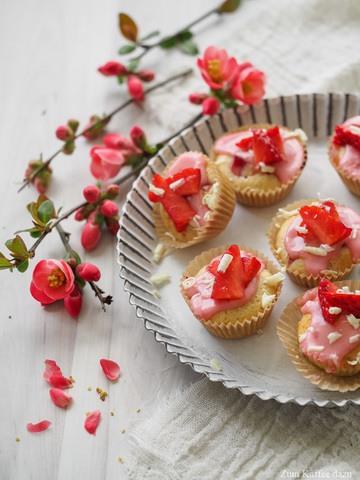 Rezept Erdbeer-Muffins