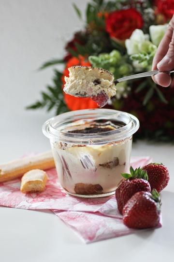 Rezept Erdbeer-Tiramisu