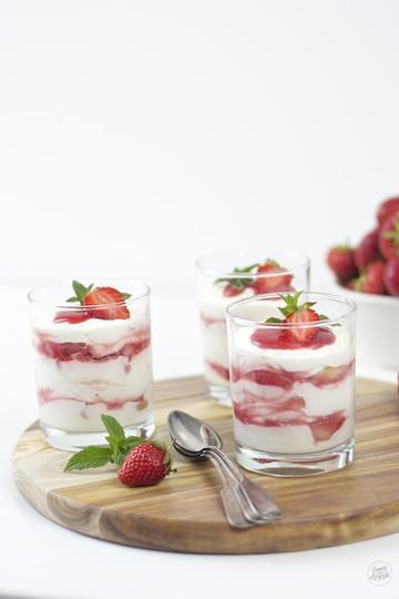 Rezept Erdbeer Tiramisu