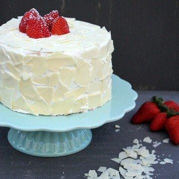 Rezept Erdbeer Torte