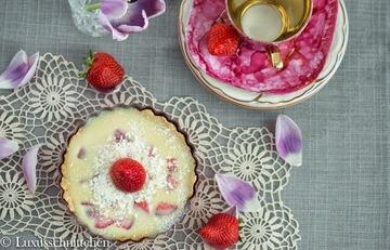 Rezept Erdbeer-Trüffel-Tarte