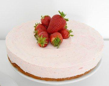 Rezept Erdbeerquarktorte
