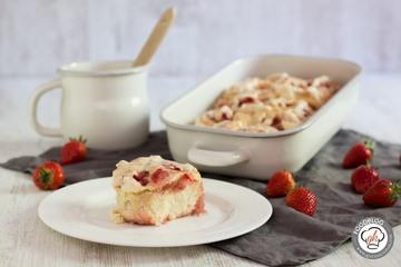 Rezept Erdbeerschnecken