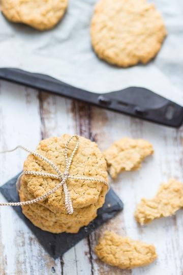Rezept Erdnussbutter-Cookies