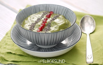 Rezept Erfrischende Smoothie-Bowl für den Vitaminkick am Morgen – kinderleicht zubereitet mit dem Granadeur