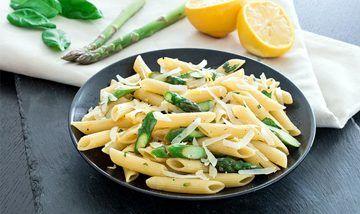 Rezept Erfrischende Spargel-Pasta