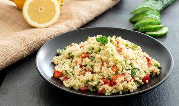 Rezept Erfrischender Couscous-Salat